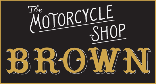 BROWN MOTORCYCLE CO.